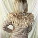 Верхняя одежда ручной работы. Валяная куртка А мне тепло и бежево. Юлия Блохина           (Wool charm). Интернет-магазин Ярмарка Мастеров.