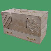 Для дома и интерьера ручной работы. Ярмарка Мастеров - ручная работа Шкатулка 550х250х325. Handmade.