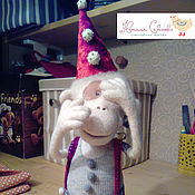 Куклы и игрушки ручной работы. Ярмарка Мастеров - ручная работа орангутанг Фима. Handmade.