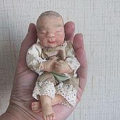 Куклы и игрушки ручной работы. Ярмарка Мастеров - ручная работа Младенец Даня. Handmade.