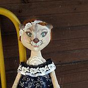 Куклы и игрушки ручной работы. Ярмарка Мастеров - ручная работа Кло (Клотильда).. Handmade.
