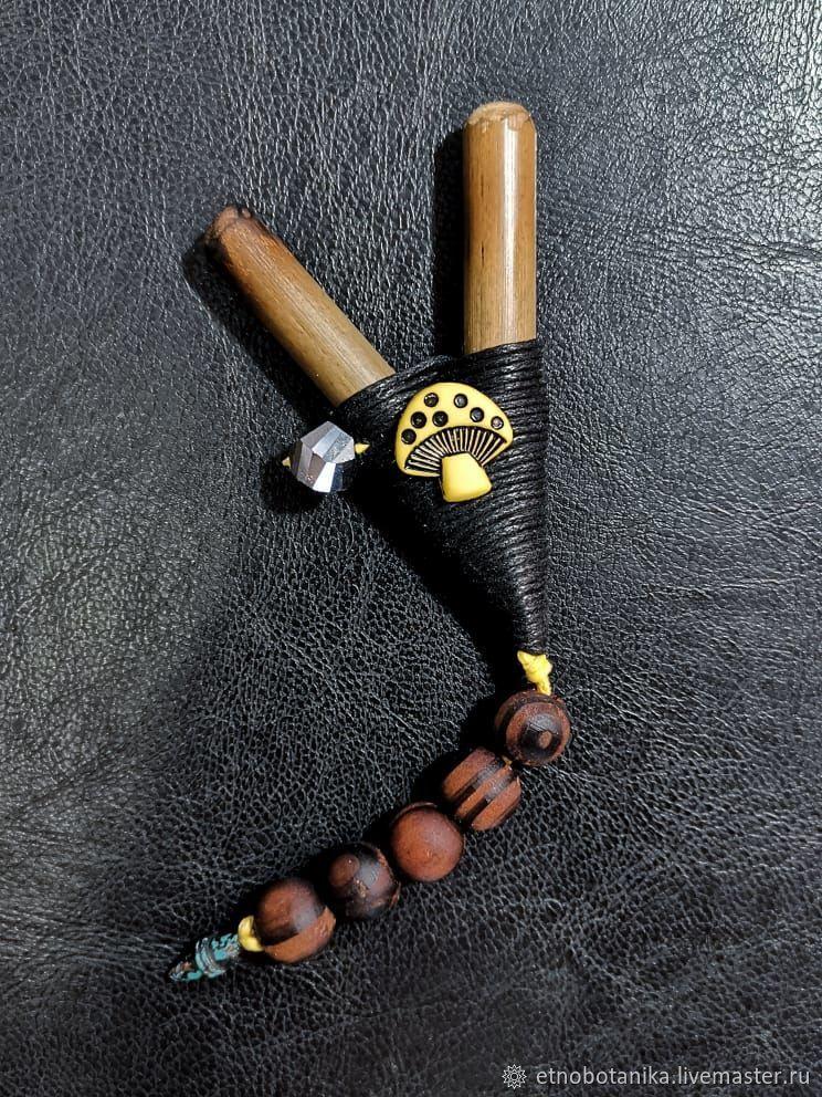 курипе-трубочка для рапе, Трубка для рапэ, Санкт-Петербург,  Фото №1