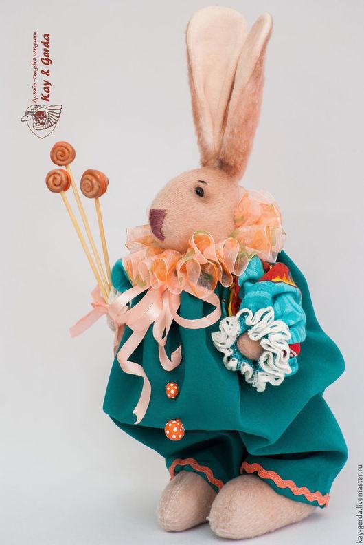 Игрушки животные, ручной работы. Ярмарка Мастеров - ручная работа. Купить Пойдём в цирк!. Handmade. Цмрк, Кай и Герда