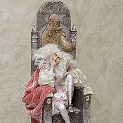 Куклы и игрушки ручной работы. Ярмарка Мастеров - ручная работа Влюбленный старец. Handmade.
