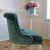 Для дома и интерьера ручной работы. Ярмарка Мастеров - ручная работа английское кресло BLANKA. Handmade.