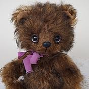 Куклы и игрушки ручной работы. Ярмарка Мастеров - ручная работа мишка Николя. Handmade.