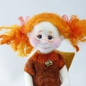Куклы и игрушки ручной работы. Ярмарка Мастеров - ручная работа Рыжий, рыжий ангелочек.... Handmade.