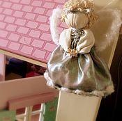 Куклы и игрушки ручной работы. Ярмарка Мастеров - ручная работа Подвеска Ангелочек. Handmade.