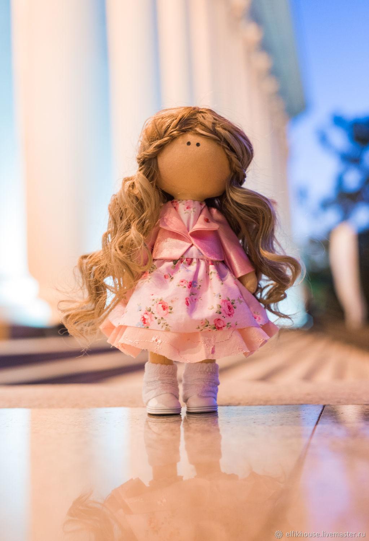 Интерьерная кукла Джорджия, Тыквоголовка, Сочи,  Фото №1
