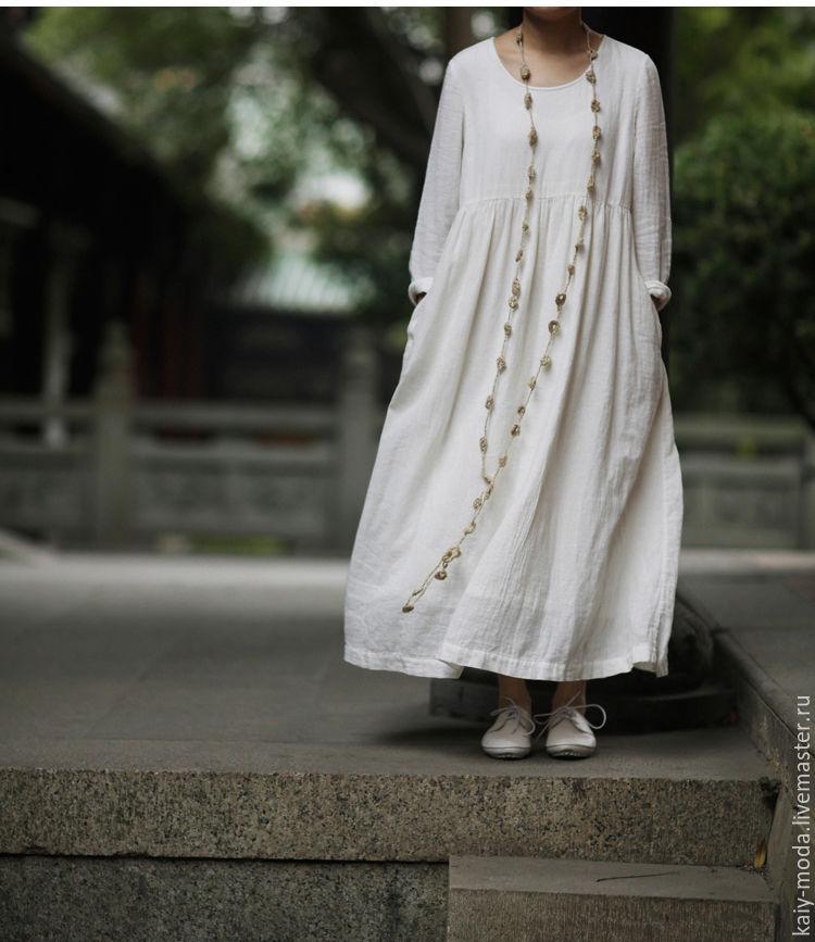 9da73b66839 Платья ручной работы. Ярмарка Мастеров - ручная работа. Купить Платье в  стиле бохо ...