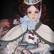 """Куклы и игрушки ручной работы. Ярмарка Мастеров - ручная работа Джейн """"Каникулы в закрытой школе"""". Handmade."""