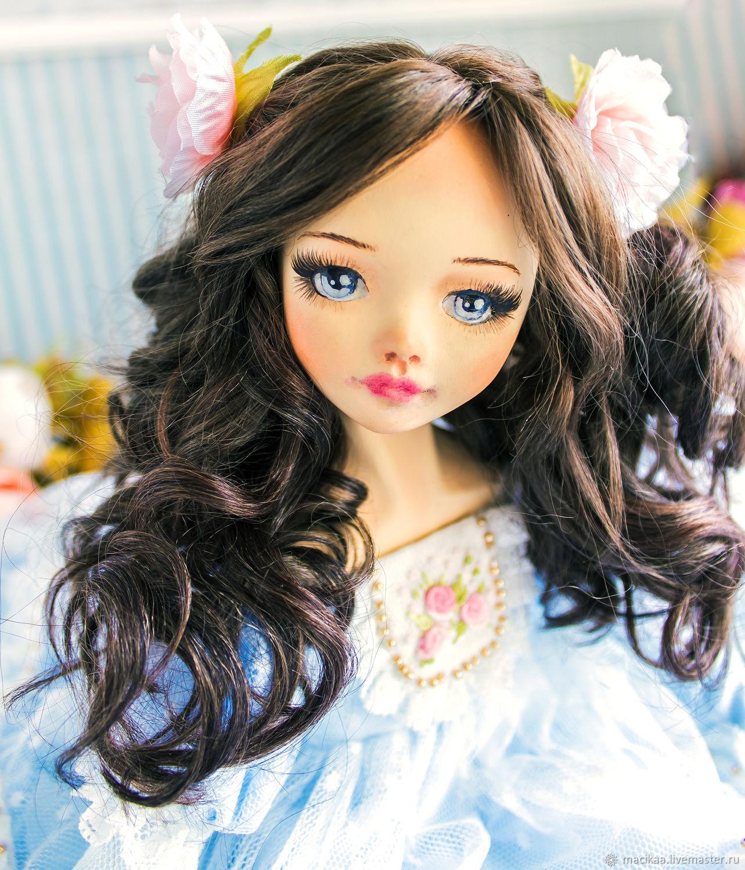 Принцесса Зои авторская кукла, новогодний подарок, символ года 2020, Шарнирная кукла, Нижний Новгород,  Фото №1