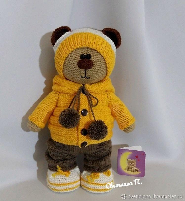 Bear SEMA to order, Tilda Toys, Belgorod,  Фото №1