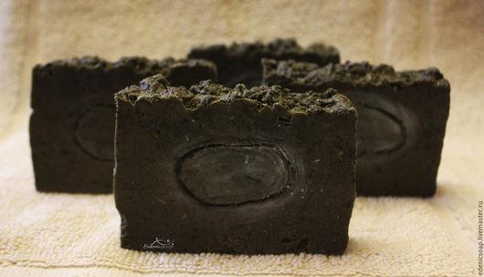 Авторское  натуральное мыло. Уникальная рецептура. Аромо-мыло с целебной грязью озера Тамбукан. Цена за 100 грамм.Edenicsoap.