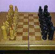 Шахматы-Кейс большие