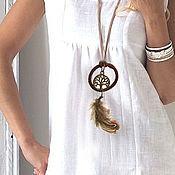 Сумки и аксессуары handmade. Livemaster - original item Necklace