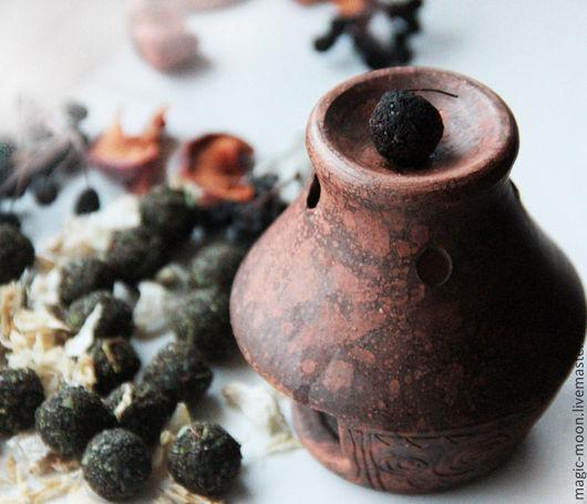 Медитация ручной работы. Ярмарка Мастеров - ручная работа. Купить Травяные благовония Herbal Elf. Handmade. Благовония, медитация