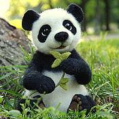 """Куклы и игрушки ручной работы. Ярмарка Мастеров - ручная работа Панда """"Лилу"""". Handmade."""