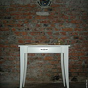 Для дома и интерьера handmade. Livemaster - original item 33. Desk white writing. Handmade.