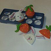 Сувениры и подарки handmade. Livemaster - original item Hats for easter eggs. Handmade.