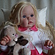 Куклы-младенцы и reborn ручной работы. Милая Адель!. Наталья Кудрявцева (bikova). Интернет-магазин Ярмарка Мастеров. Тибби