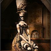 """Куклы и игрушки ручной работы. Ярмарка Мастеров - ручная работа Саша. Из серии """"Куртизанки"""". Handmade."""