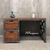 Для дома и интерьера handmade. Livemaster - original item Marshal table. Handmade.