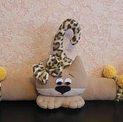 Куклы и игрушки ручной работы. Ярмарка Мастеров - ручная работа валик от сквозняка. Handmade.