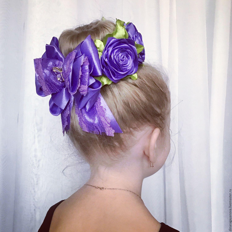 Украшение для волос для девочки купить