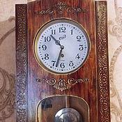"""Для дома и интерьера ручной работы. Ярмарка Мастеров - ручная работа Часы настенные """"Старинные часы"""". Handmade."""
