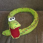 Куклы и игрушки ручной работы. Ярмарка Мастеров - ручная работа Змей. Handmade.