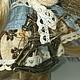 Коллекционные куклы ручной работы. Нинель-интерьерная текстильная кукла. Надежда Шергольд. Ярмарка Мастеров. Кукла текстильная, подарок на новый год