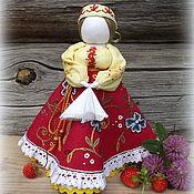 """Куклы и игрушки ручной работы. Ярмарка Мастеров - ручная работа Авторская кукла """"ЛЕТО"""". Handmade."""
