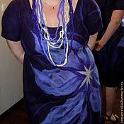 """Одежда ручной работы. Ярмарка Мастеров - ручная работа двухстороннее платье """" Две лилии"""". Handmade."""