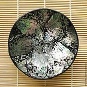 Посуда ручной работы. Ярмарка Мастеров - ручная работа Посуда из перламутра (пиала, конфетница, блюдо, миска). Handmade.
