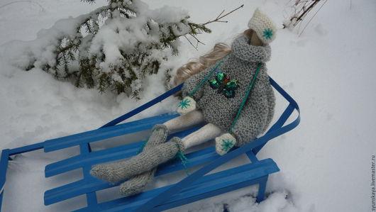 Куклы Тильды ручной работы. Ярмарка Мастеров - ручная работа. Купить Кукла в стиле Тильда. Handmade. Комбинированный, кукла интерьерная