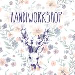 handiworkshop - Ярмарка Мастеров - ручная работа, handmade