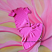 Одежда handmade. Livemaster - original item suit for girls. Handmade.