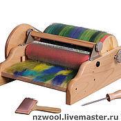 Материалы для творчества handmade. Livemaster - original item Wide drum carder. Handmade.