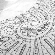 """Материалы ручной работы. Ярмарка Мастеров - ручная работа сколок воротник """"Птица """""""". Handmade."""