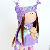 """Куклы и игрушки ручной работы. Ярмарка Мастеров - ручная работа Куколка из серии """"Little baby"""" Совушка. Handmade."""