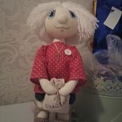 Куклы и игрушки ручной работы. Ярмарка Мастеров - ручная работа Оберег для дома.Домовенок Кузя. Handmade.