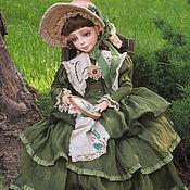 Куклы и пупсы ручной работы. Ярмарка Мастеров - ручная работа Авторская кукла Настенька. Handmade.
