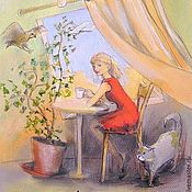 Картины и панно handmade. Livemaster - original item The picture Spring has come! pastel. Handmade.