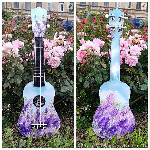 Укулеле  (сопрано) гавайская гитарка, Инструменты, Санкт-Петербург, Фото №1