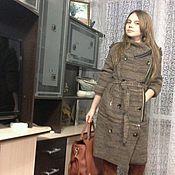 Одежда ручной работы. Ярмарка Мастеров - ручная работа пальто - куртка Трансформер. Handmade.