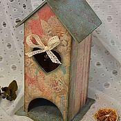 """Для дома и интерьера ручной работы. Ярмарка Мастеров - ручная работа Чайный домик """"Vintage"""". Handmade."""