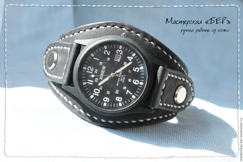 Часы широкий кожаный ремень кожаные ремни женские купить
