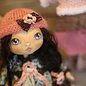 Куклы и игрушки ручной работы. Ярмарка Мастеров - ручная работа Игровая кукла Михаэла.. Handmade.
