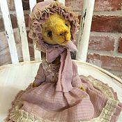 Куклы и игрушки ручной работы. Ярмарка Мастеров - ручная работа Жирафа Скарлетт. Handmade.